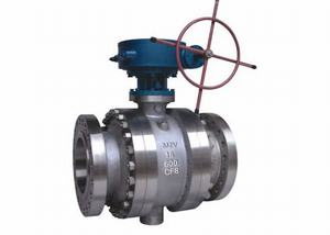 API CAST STEEL BALL VALVE