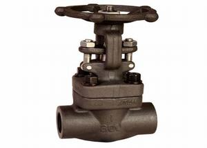 FORGED-STEEL-GLOBE-VALVE