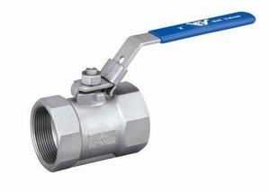 STAINLESS-STEEL-ONE-PIECE-BALL-VALVE